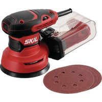 "7492-02 SKIL 5"" Random Orbit Finish Sander"