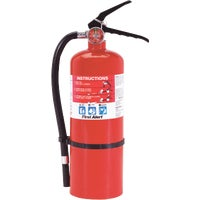 PRO5 First Alert Rechargeable Heavy-Duty Commercial Fire Extinguisher extinguisher fire
