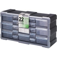 PDC-22BK Quantum Storage Small Parts Organizer