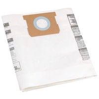 9196400 Shop Vac All Around Plus Filter Vacuum Bag bag vacuum