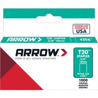 206 Arrow T20 Staple 206, Arrow T20 Staple