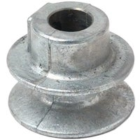 Chicago Die Casting Single Groove Die Cast Pulley 150A5, Pulley
