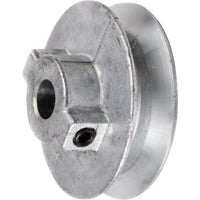 Chicago Die Casting Single Groove Die Cast Pulley 200A6, Pulley