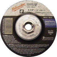 49-94-4515 Milwaukee Type 27 Cut-Off Wheel cut milwaukee off type wheel