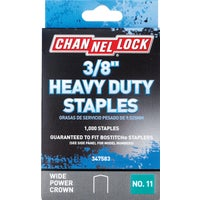 347583 Channellock No. 11 Power Crown Staple channellock no.