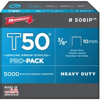 506IP Arrow T50 Heavy-Duty Staple 506IP, Arrow T50 Heavy-Duty Staple