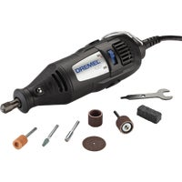 100-N/7 Dremel Single Speed Electric Rotary Tool Kit 100-N/7, Dremel Single Speed Electric Rotary Tool Kit
