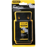11-983L Stanley Large Hook Utility Knife Blade 11-983L, Stanley Large Hook Utility Knife Blade