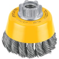 DW4910 DeWalt HP Angle Grinder Wire Brush DW4910, DeWalt Cup Angle Grinder Wire Brush