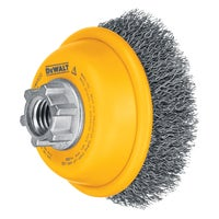 DW4920 DeWalt HP Angle Grinder Wire Brush DW4920, DeWalt Cup Angle Grinder Wire Brush