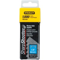 TRA704T Stanley SharpShooter Heavy-Duty Narrow Crown Staple TRA704T, Stanley SharpShooter Heavy-Duty Narrow Crown Staple