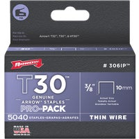 306IP Arrow T30 Thin Wire Staple 306IP, Arrow T30 Thin Wire Staple