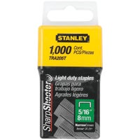TRA205T Stanley SharpShooter Light-Duty Narrow Crown Staple
