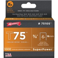 7510S Arrow T75 SuperPower Staple 7510S, Arrow T75 SuperPower Staple