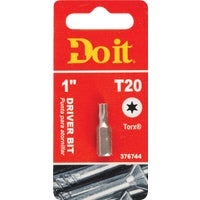 307401DB Do it Insert Screwdriver Bit bit screwdriver