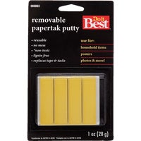 386863 Do it Best Reusable Papertak Putty 386863, 386863 Do it Best 1 Oz. Paper Tak Putty