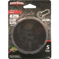 9425 Gator Blade Type 1 Cut-Off Wheel cut off wheel