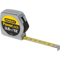 33-215 Stanley PowerLock Metric/SAE Tape Measure measure tape