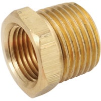 756110-0402 Yellow Brass Hex Bushing brass bushing