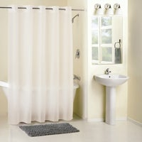 RBH14FC844 Surefit Hookless Shower Curtain With Liner curtain shower