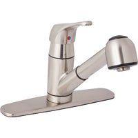 FP1C4200NP-JPA1 Home Impressions Pull-Out Kitchen Faucet With Soft Rubber Nubs