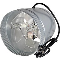 DB208C Suncourt In-Line Duct Air Booster Fan DB208C, Suncourt In-Line Duct Air Booster Fan