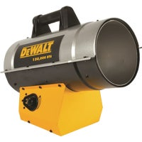 F340725 DeWalt Propane Forced Air Heater F340725, DeWalt Job-Site Propane Forced Air Heater