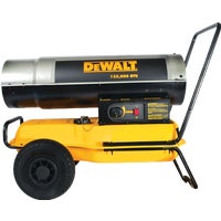 F340680 DeWalt Kerosene Forced Air Heater F340680, DeWalt Job-Site Kerosene Forced Air Heater