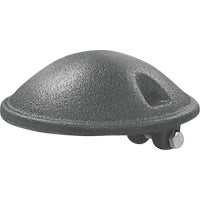"J60005 Jones Stephens 3"" X 4"" Cast Iron Vent Cap 3"" cap vent x"