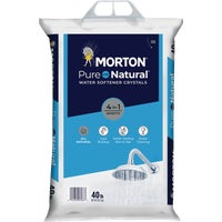 F149830000G Morton Pure and Natural Water Softener Salt
