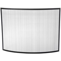 FS19 Home Impressions Curved Fireplace Screen fireplace screen