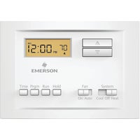 P150 White Rodgers 5-2 Day Programmable Digital Thermostat White Rodgers 5-2 Day Programmable Thermostat