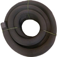 03730100BS ADS 3 In. X 100 Ft. Perforated Corrugated Drain Pipe With Filter Sock corrugated polyethylene
