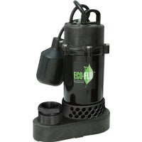 SPP33W ECO-FLO Wide Angle Switch Thermoplastic Submersible Sump Pump