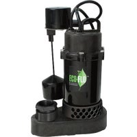 SPP33V ECO-FLO Vertical Switch Thermoplastic Submersible Sump Pump