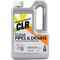 CBR-6 CLR Build-Up Remover Drain Cleaner