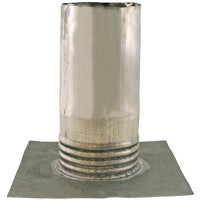 R70-400 Jones Stephens Lead Roof Pipe Flashing R70-400, Lead Roof Flashing