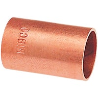 W 61907 Elkhart Copper Coupling without Stop copper coupling