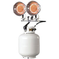 F242650 MR. HEATER Double Tank Top Propane Heater heater propane