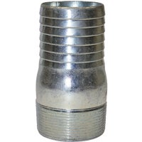 SMA150 Merrill Steel Threaded Poly Pipe Adapter SMA150, SMA150 Steel Male Adapter