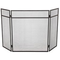 FS-1011 Home Impressions Decorative Fireplace Screen fireplace screen