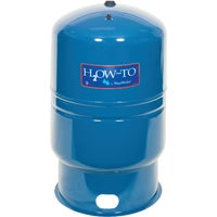 HT-62B Water Worker Vertical Pre-Charged Well Pressure Tank pressure tank
