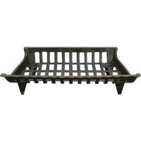 FG-1002 Home Impressions Zero Clearance Cast-Iron Fireplace Grate fireplace grate