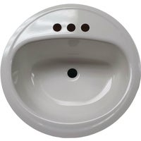 3004-130 Briggs Anderson Bathroom Sink bowl lavatory