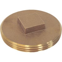 P50-150 Jones Stephens Brass Drain Plug brass plug