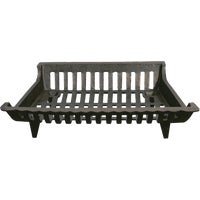 FG-1013 Home Impressions Zero Clearance Cast-Iron Fireplace Grate fireplace grate