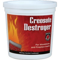14 Meeco's Red Devil Powdered Creosote Remover