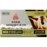 4152501201 Pine Mountain Classic Fire Log fire log