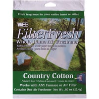 Web FilterFresh Furnace Air Freshener WCOTTON, Scented Furnace Air Freshener Pad