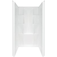 40064 Delta Classic 400 Shower Wall Set